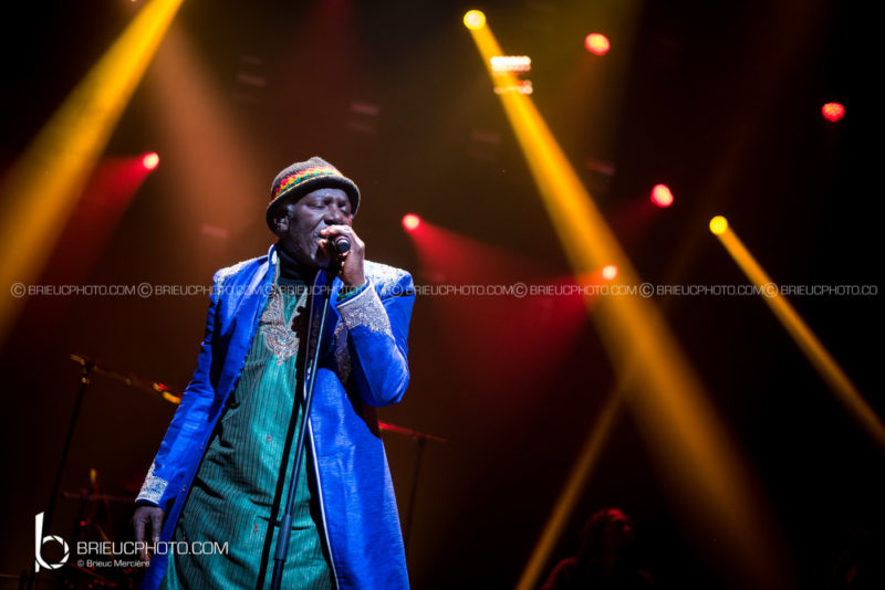 Concert Alpha BLONDY au Quattro à Gap