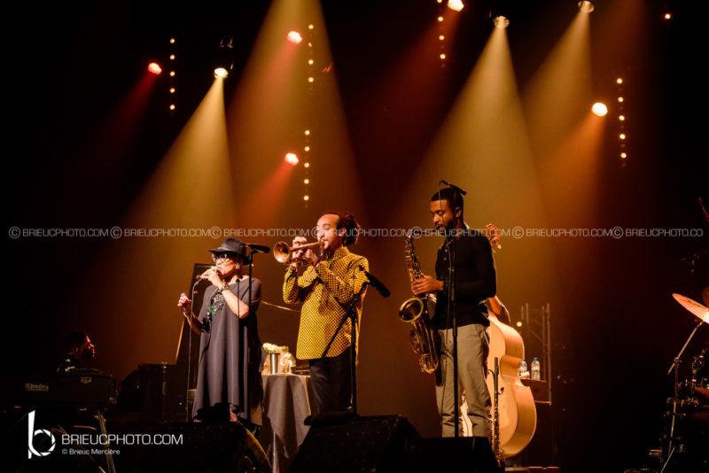 Concert Dee Dee BRIDGEWATER au Quattro à Gap