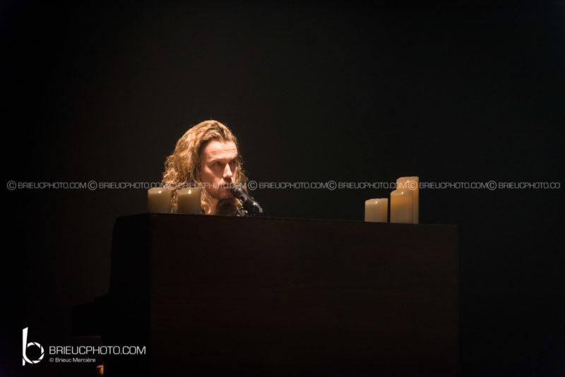 Concert Julien DORE au Quattro à Gap