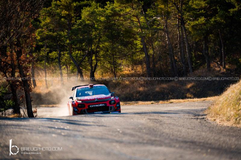 Ogier Sébastien et Ingrassia Julien - Citroën C3 WRC